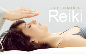 Reiki is a Japanese technique for stress reduction and relaxation